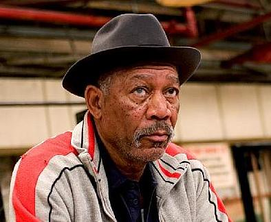 Morgan Freeman In Million Dollar Baby Morgan Freeman In