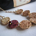 Recycled Wine Cork Necklace