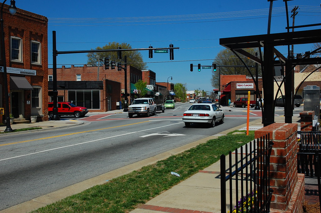 Downtown Kernersville Nc 199 Lark Flickr