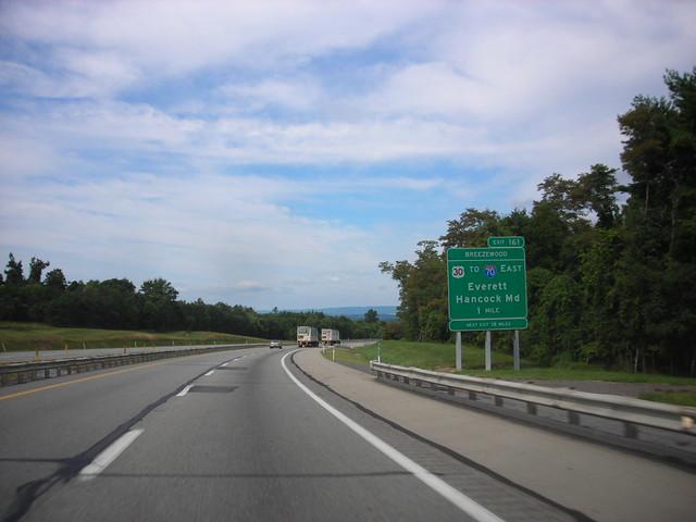 Interstate 76 Pennsylvania Interstate 76