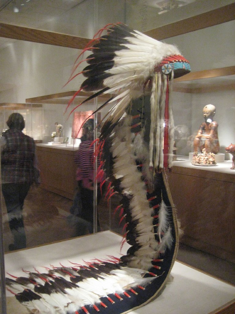 Warbonnet Southern Cheyenne Great Plains United States