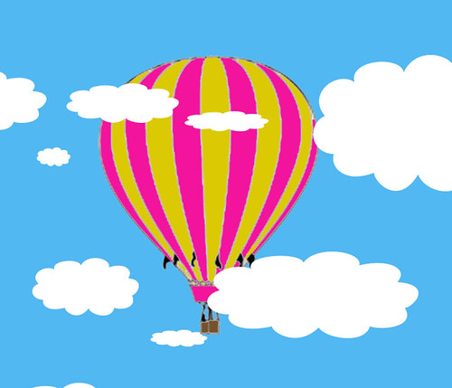 Air Balloon Animation What I Created Is A Hot Air Balloon Flickr