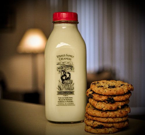 Milk and Cookies for the Soul | by r.e. ~