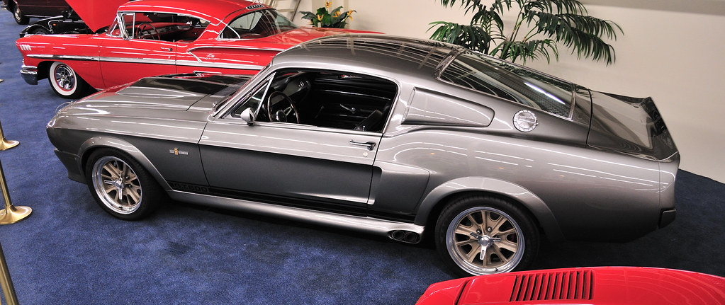 1967 Ford Mustang GT Fastback Eleanor Re Creation