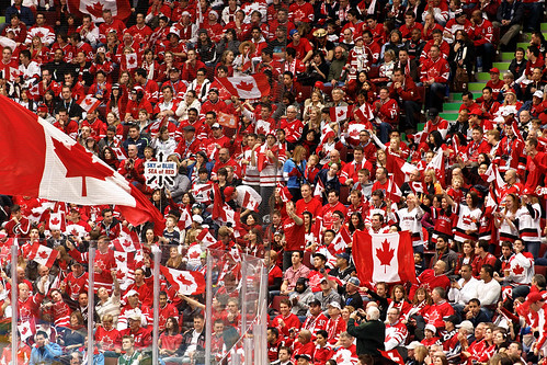 Switzerland vs. Canada | by s.yume
