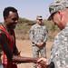 Lt. Gen. Jack C. Stultz, commanding general, U.S. Army Reserve Command visits civil affairs missions in Kenya, Ethiopia, Uganda and Djibouti
