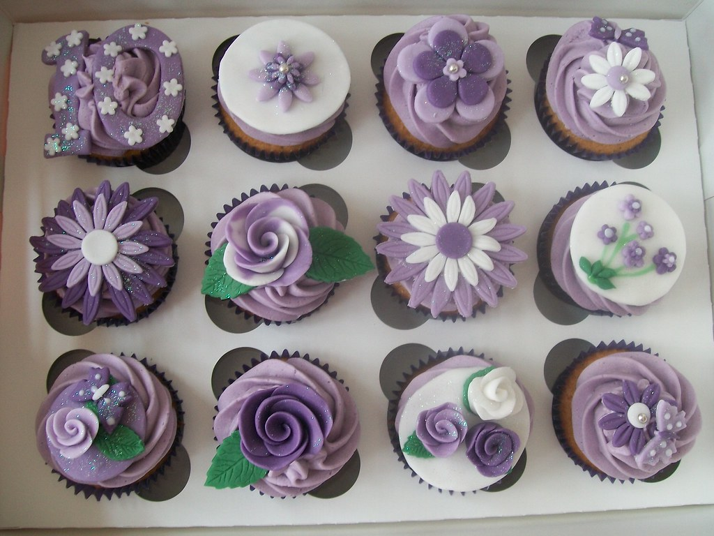 How To Make Purple Frosting For Cake