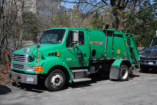 how to become a garbage man in nyc