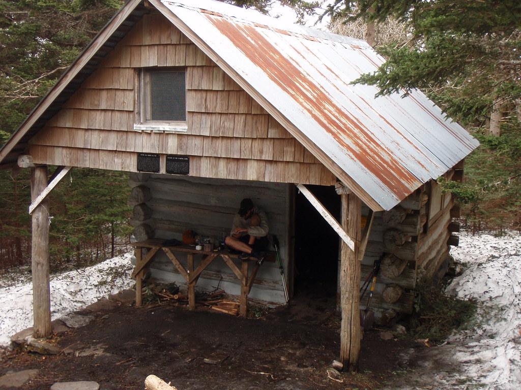 Roan High Knob Shelter Highest Shelter On The At Flickr
