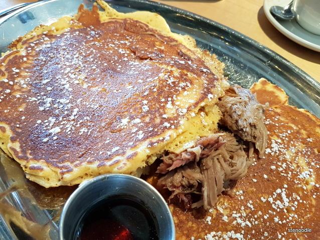 TheSmoke BBQ Restaurant pancakes