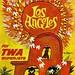 Los Angeles TWA  Poster