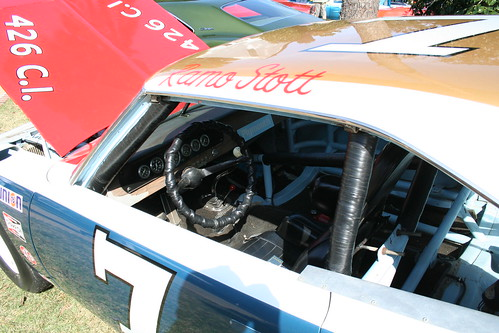 Superbird Ramo Stott Stock Car NASCAR | by legendarycollectorcars