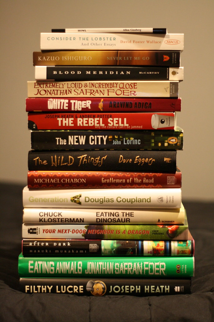 books read in 2009
