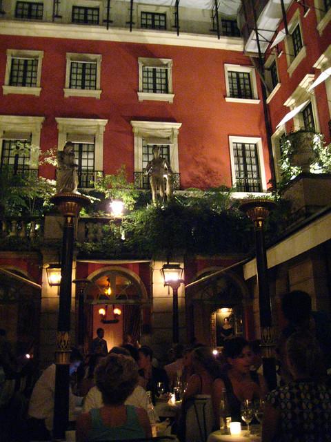 Hotel Restaurant Vendome