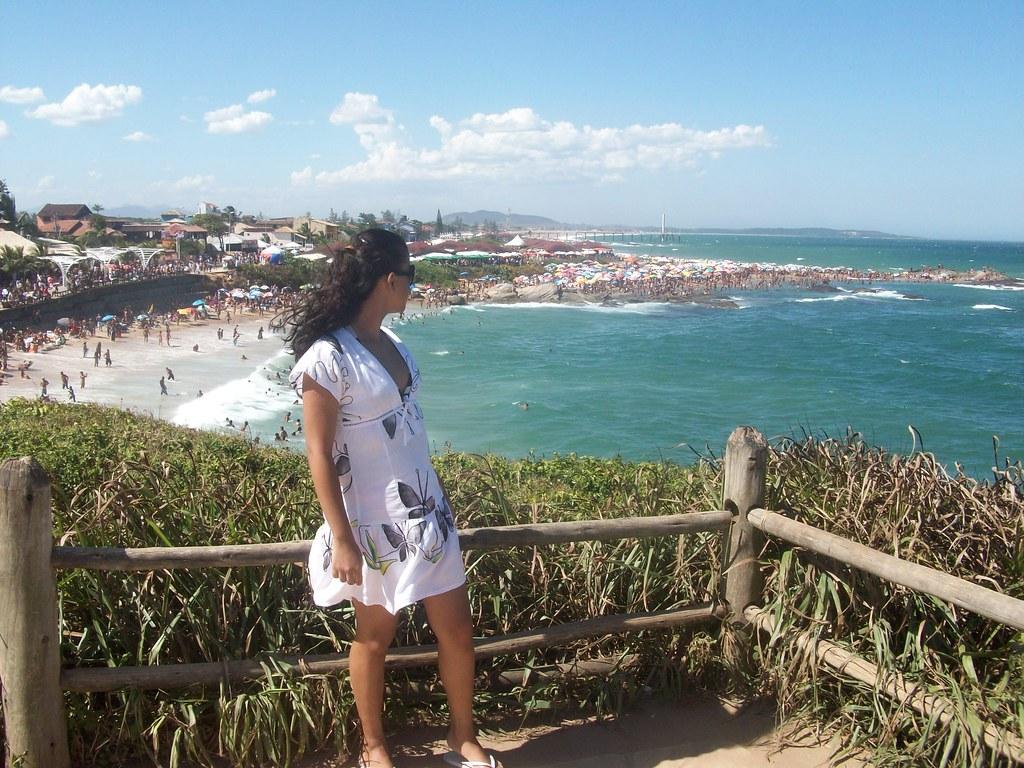 Fernando Armario Muñoz ~ Rio das Ostras (Praia da baleia) Como viram andei