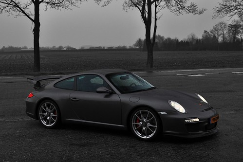 Something new.... Porsche 997 GT3 MkII  | EXPLORED | | by Thomas van Rooij