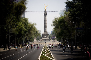 Reforma Sunday Angel | by Mikael Colville-Andersen