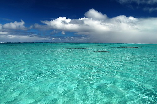 Aitutaki Lagoon (22.000+ views!) | by msdstefan