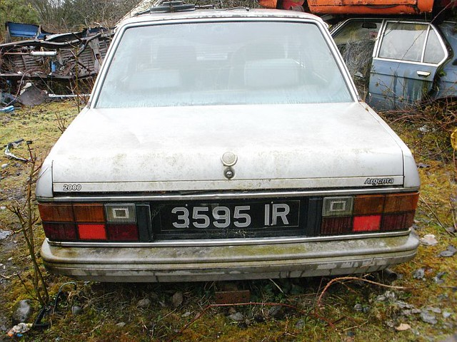 Fiat Argenta From Around 1983 1 Make An Offer On The Tai Flickr