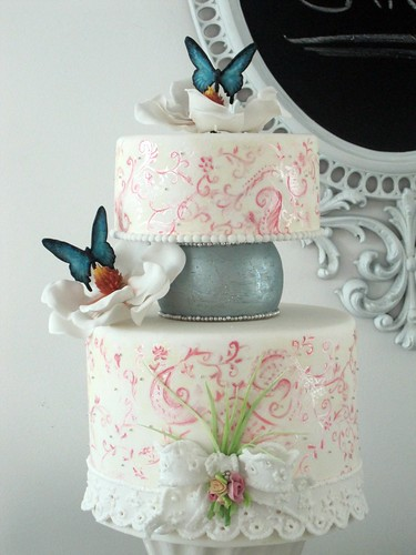 serenity close-up | by Wicked Little Cake Company