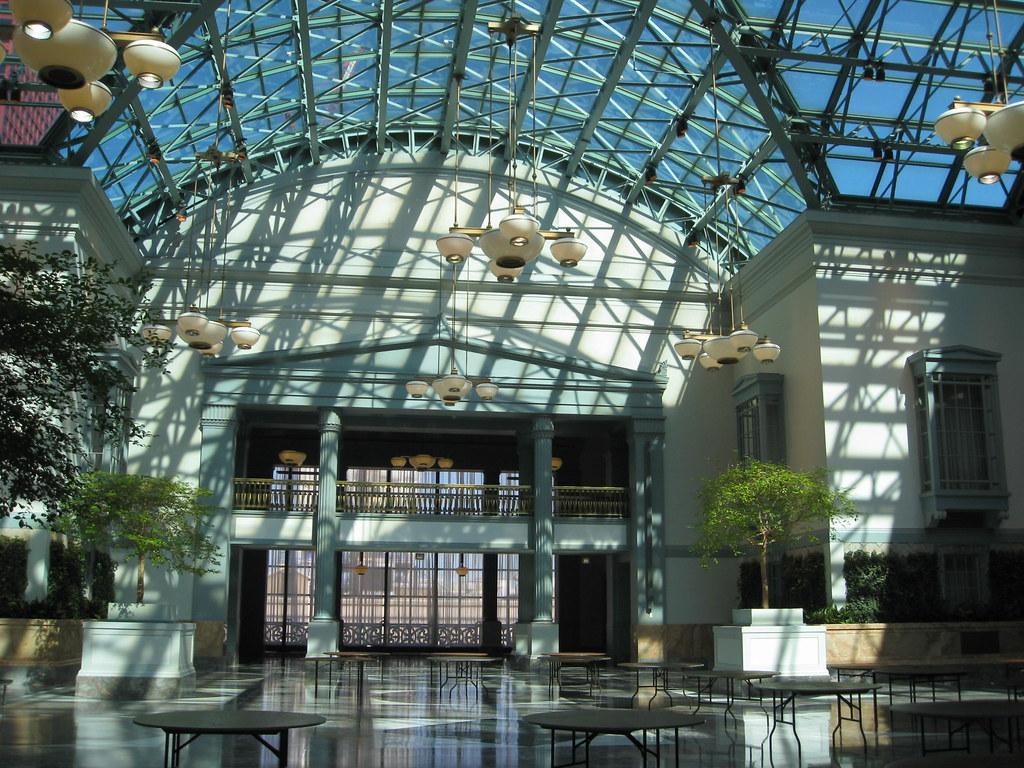 The Winter Garden The Harold Washington Library Chicago