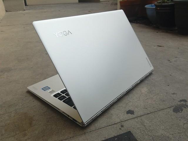 Lenovo Yoga 910 - Lid
