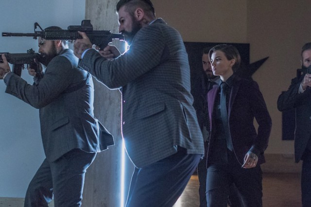Ruby Rose Ares John Wick Chapter 2