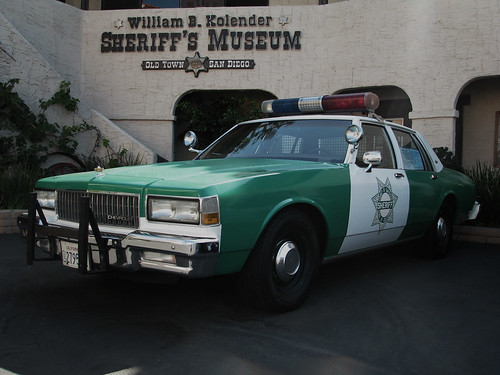 1980 39 s san diego county sheriffs department patrol car flickr. Black Bedroom Furniture Sets. Home Design Ideas