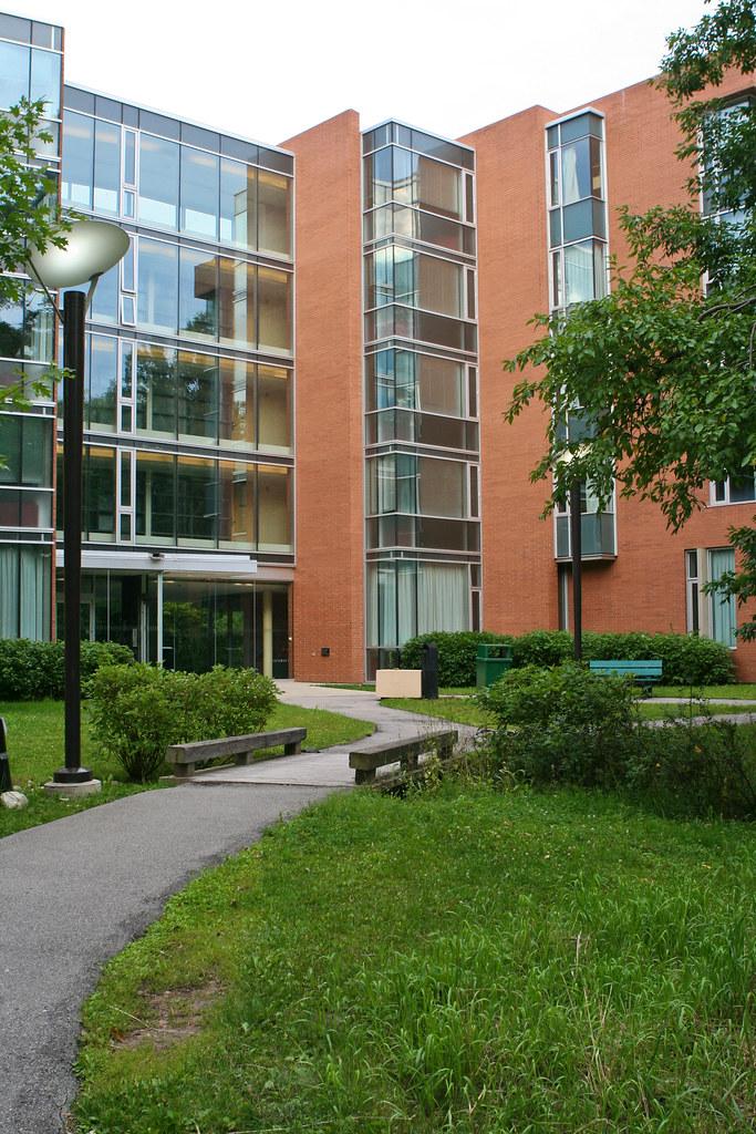Erindale Hall at University of Toronto-Mississauga
