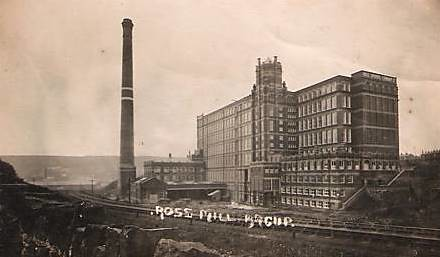 New Engine Cost >> Ross Mill Bacup   The idea of a new cotton spinning mill ...