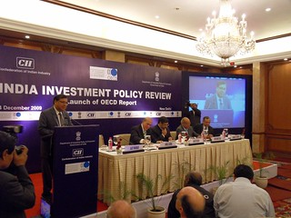 Indian Investment Review Launch | by Organisation for Economic Co-operation and Develop