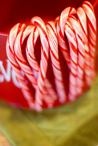 lines of a candy cane | by I Should Be Folding Laundry