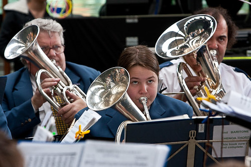 Meredith Music Festival 09 - Ballarat Brass Band | by Aunty Meredith