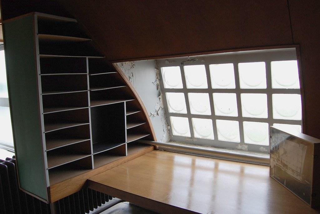 Atelier appartement de le corbusier study le for Appartement atelier