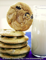 Chocolate Chip Cookies | by Bitter-Sweet-
