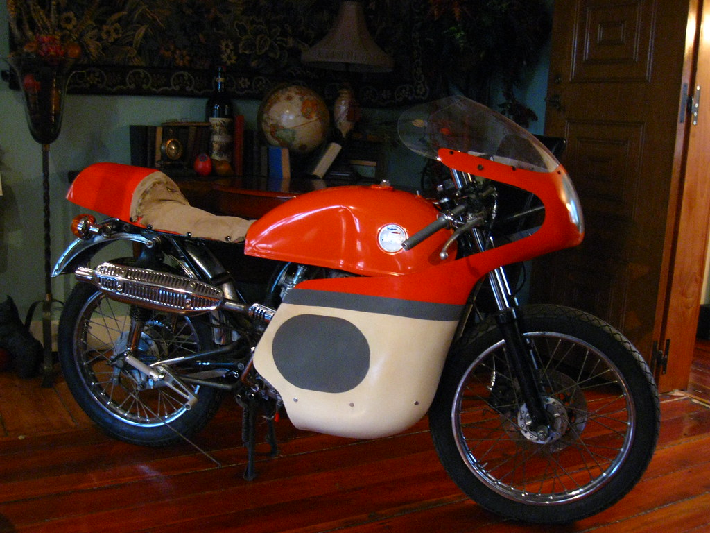 Cb100 Cafe Racer