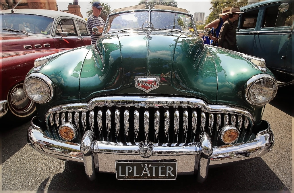 Dollar Grin | The Buick styling cue is for the grille to be … | Flickr