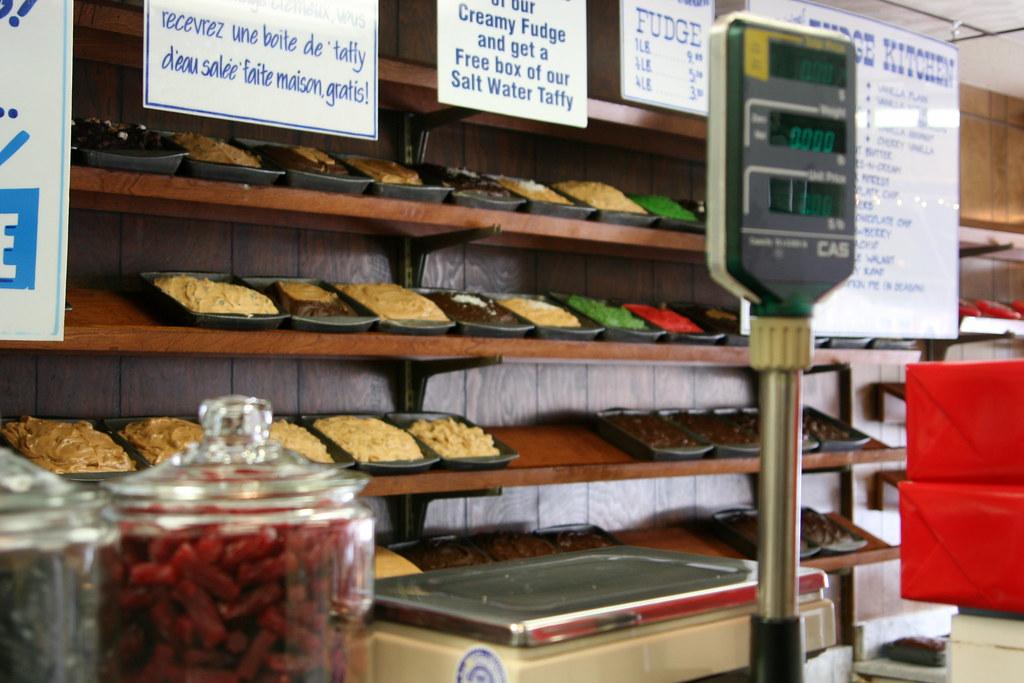 Old Fashioned Fudge Shop Cape May Fudge Kitchen Fresh