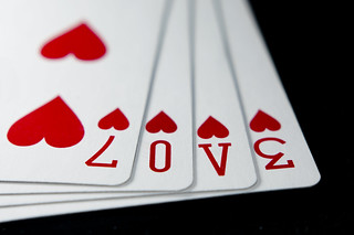 Could Love be on the Cards? | by Luke Hayfield Photography