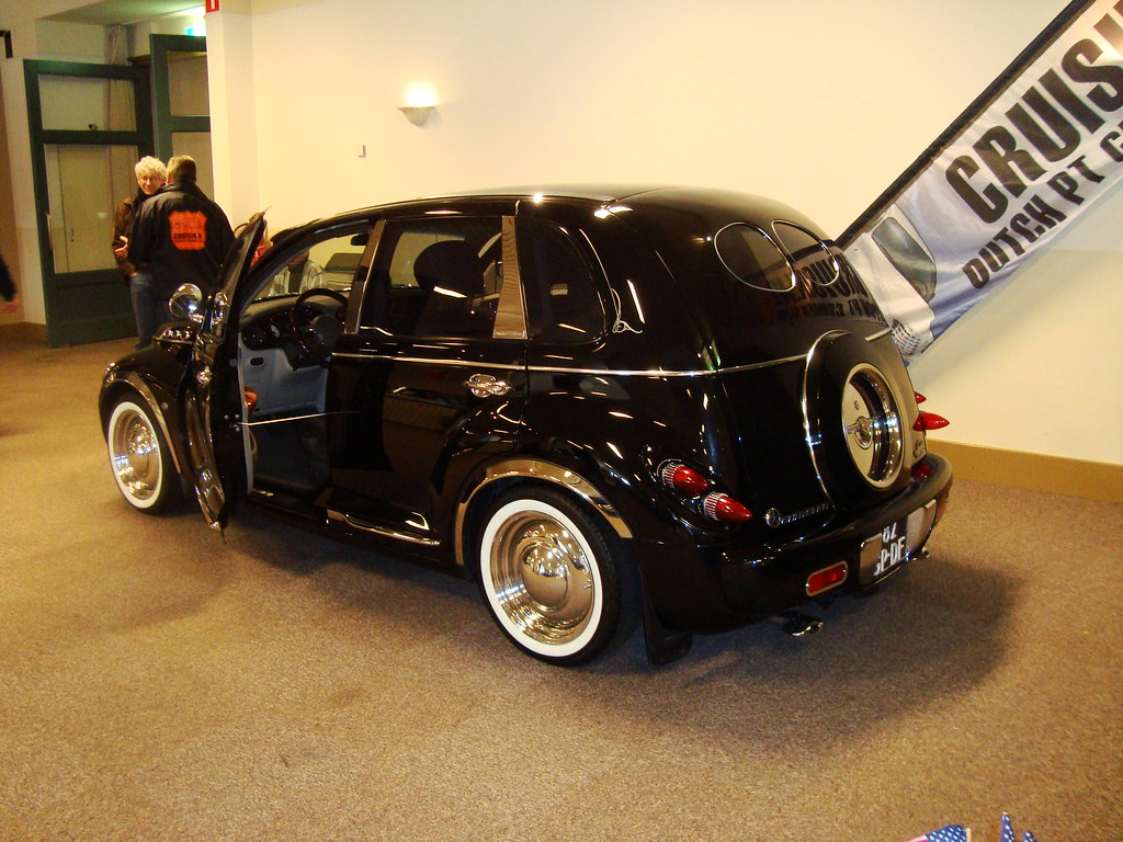 2001 chrysler pt cruiser retro tuned 20 february 2010 aut flickr. Black Bedroom Furniture Sets. Home Design Ideas
