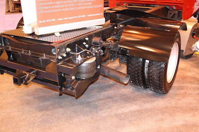 Kelderman Air Suspension System Designed For Ram 4500