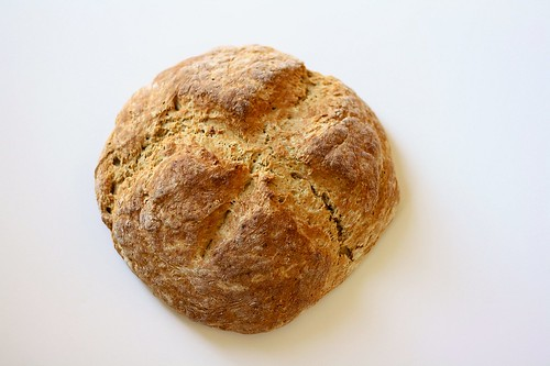 Whole Wheat Irish Soda Bread | by Tracey's Culinary Adventures