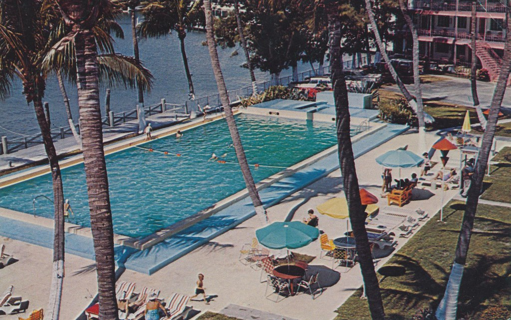 North Shore Villas Motel - Miami Beach, Florida