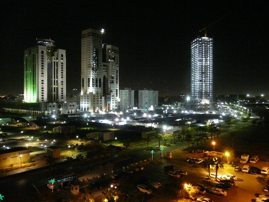 tripoli by night