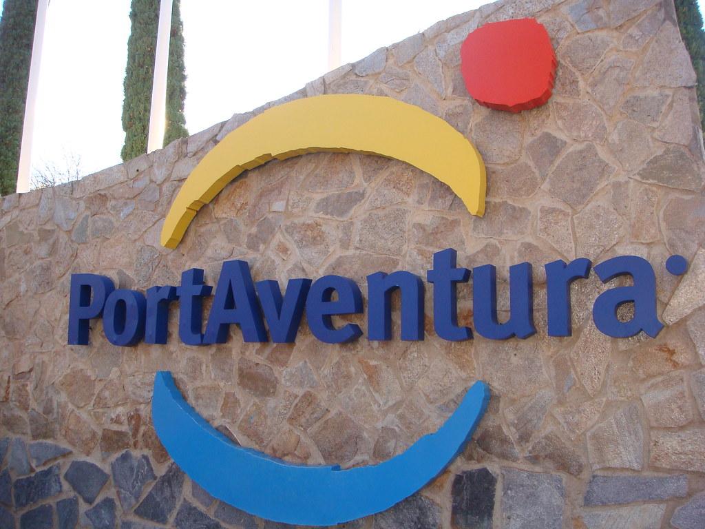port aventura entrance martin lewison flickr. Black Bedroom Furniture Sets. Home Design Ideas