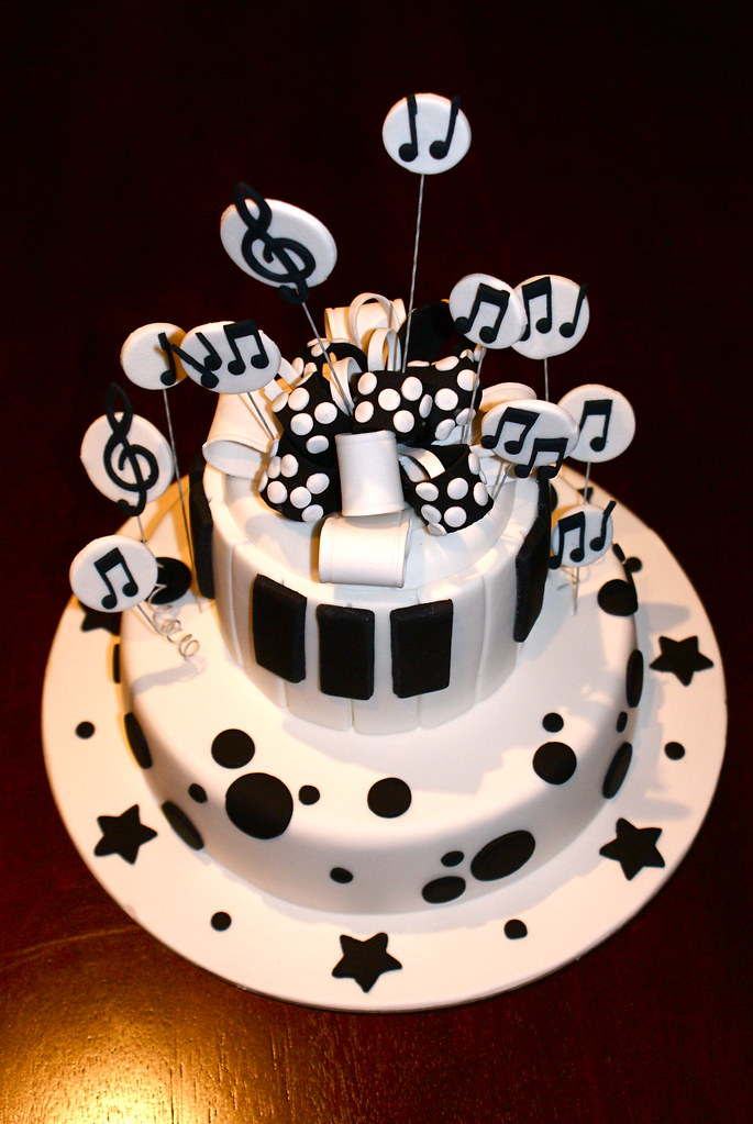 Male Birthday Cake Dj