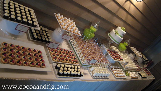 Large Dessert Table Artisancakecompany Flickr