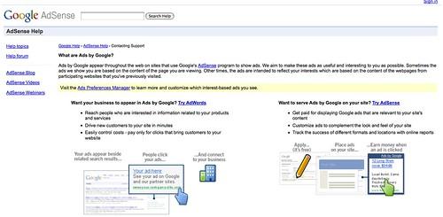 WebSite X5 Help Center - Add a Google AdSense search bar ...