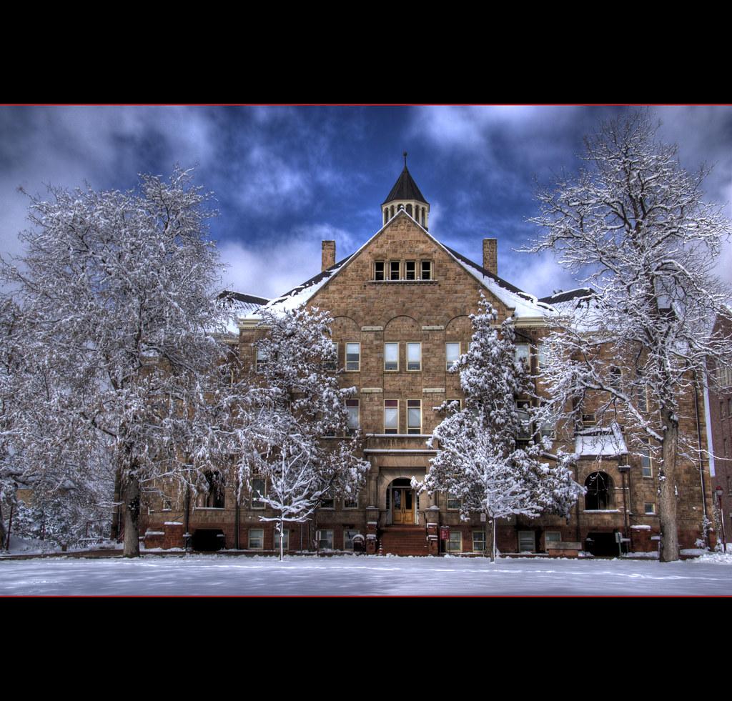 Historic 1890 University Hall