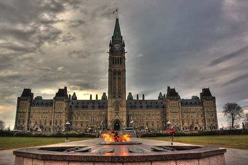 Eternal flame and Parliament | by gorbould